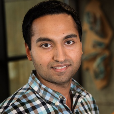 Harpreet Gill, application developer, College of Dentistry
